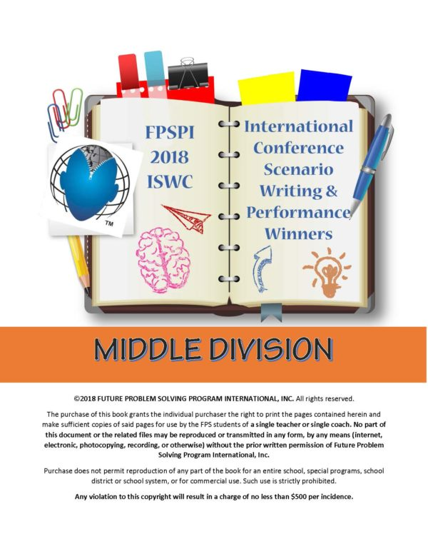 2018 Champs – Middle Division Writing and Performance