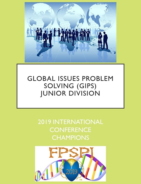 Global Issues Problem Solving (GIPS) – Future Problem