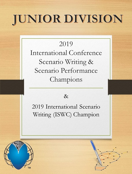 2019 Champs – Junior Division Writing and Performance