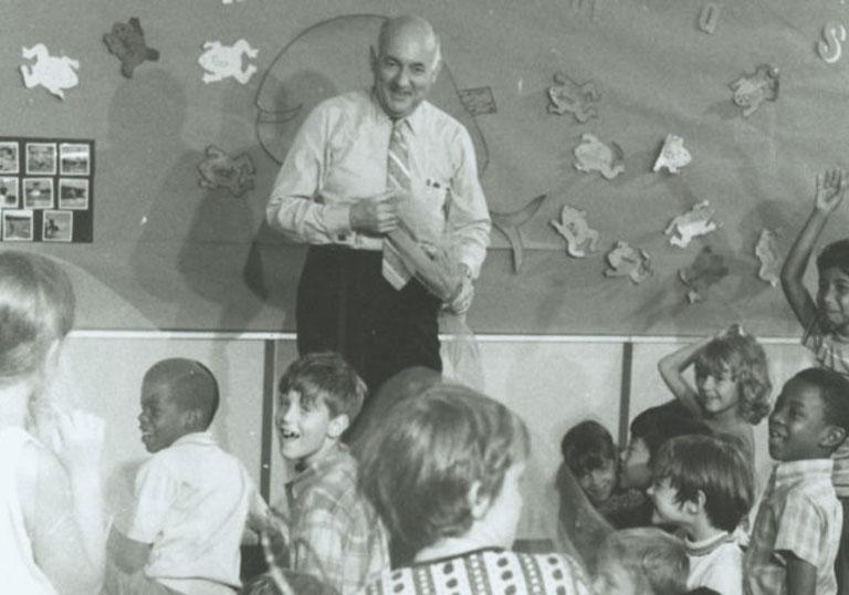 Dr. E. Paul Torrance